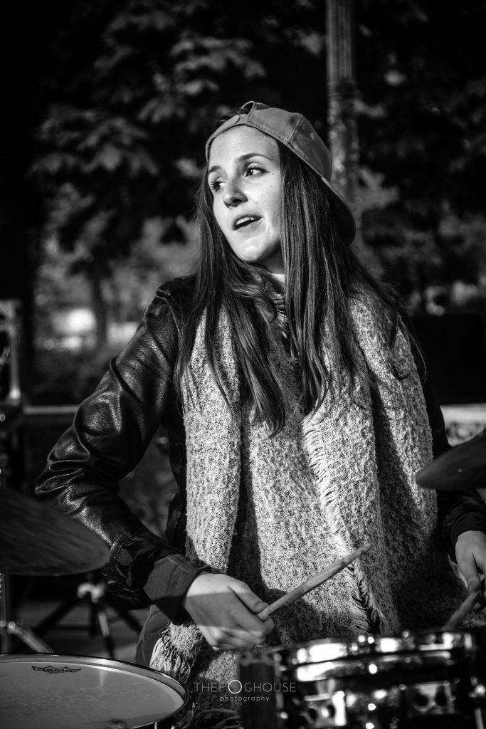 Francesca Remigi, DRUMS (ITALY)
